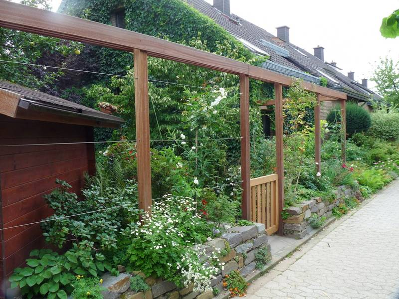 nabbefeld schages garten und landschaftsbau pergola. Black Bedroom Furniture Sets. Home Design Ideas