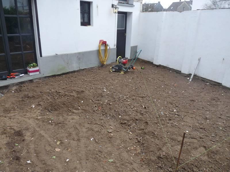 Unterbau Terrasse Schotter : Nabbefeld u0026 Schages Garten und Landschaftsbau