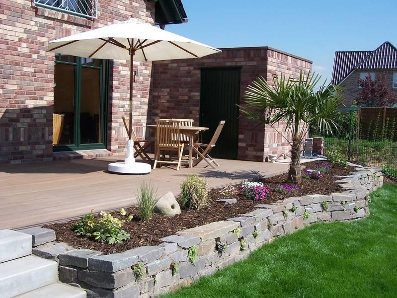 nabbefeld schages garten und landschaftsbau terrassenmauer. Black Bedroom Furniture Sets. Home Design Ideas
